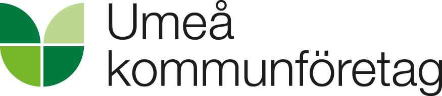 Logotyp Umeå Kommunföretag AB