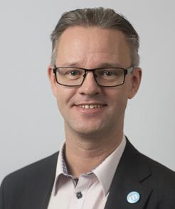 Anders Ågren porträttbild