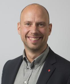 Hans Lindberg porträttbild