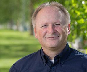 Jörgen Långström porträttbild